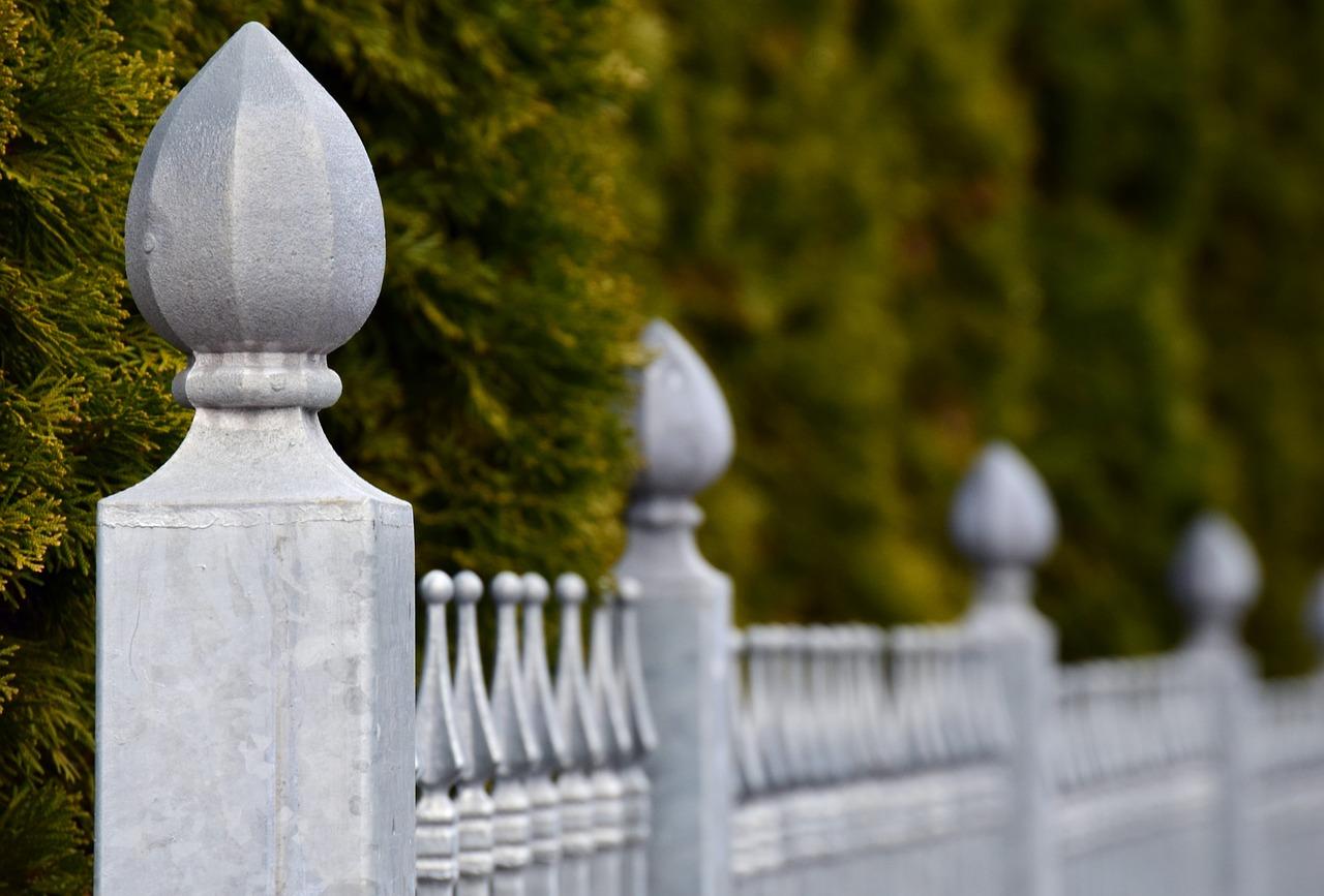 Réaliser la clôture pour son jardin au meilleur prix