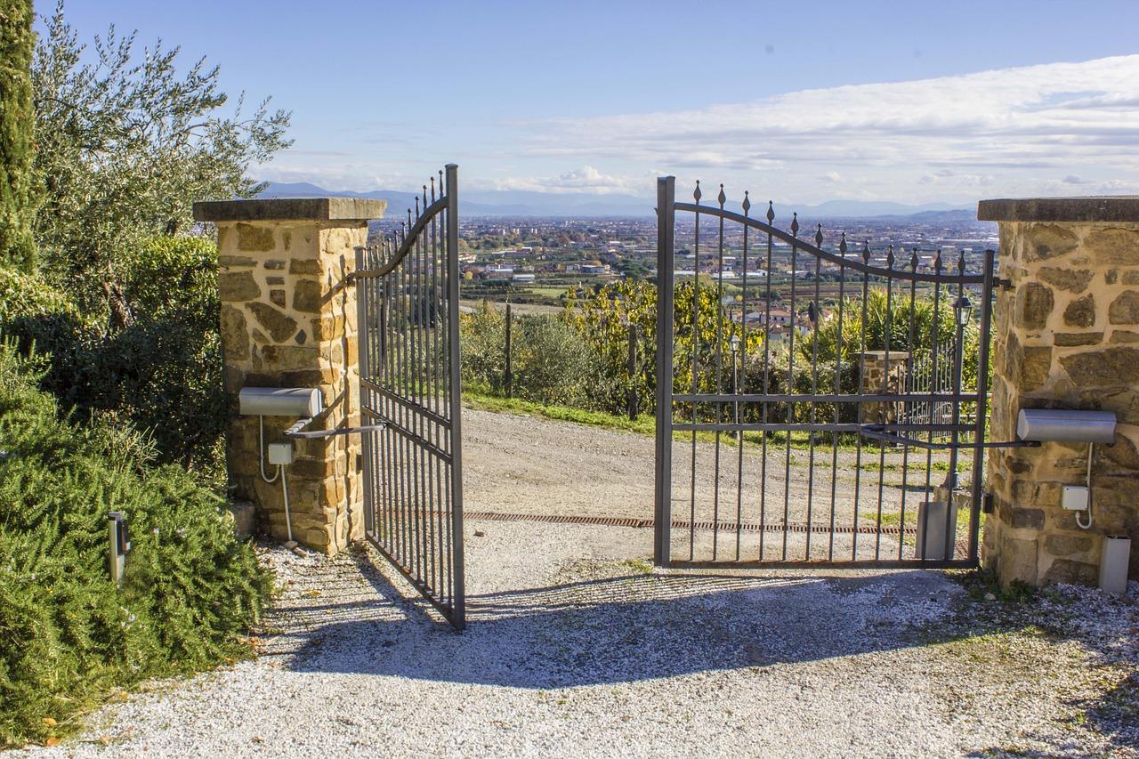 Motorisation de portail : quelle utilité pour mon jardin ?